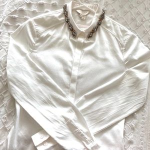 TED BAKER Embellished Shirt